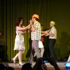 Actuación baile padres
