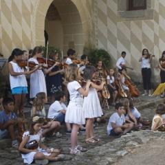 Concierto en el Monasterio de Yuste