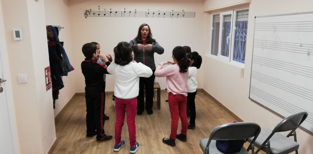 Music Mind Games clases